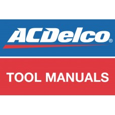 ACDelco Power Tool Manuals