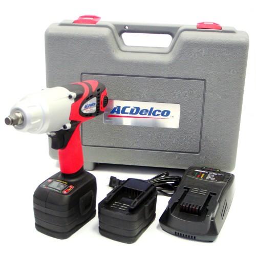 AC Delco RI2064B Li-Ion 18V 1//2 Impact Wrench Etc