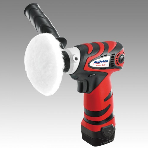 Ac Delco Professional Li Ion 12v 3 Quot 75 Mm Mini Polisher