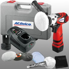 """ARS1210R  Li-ion 12V 3"""" Mini Polisher with Headlight Restoration Kit"""