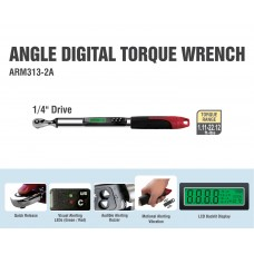 "ARM313-2A  1/4"" Angle Digital Torque Wrench"