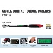 "ARM317-4A  1/2"" Angle Digital Torque Wrench"