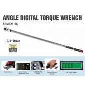 "ARM321-6A  3/4"" Angle Digital Torque Wrench"