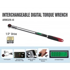 "ARM329-4i  1/2"" Interchangeable Digital Torque Wrench"