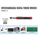"ARM331-2i  1/4"" Interchangeable Digital Torque Wrench"